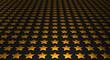 Sternen Matrix Hintergrund - gold schwarz 12