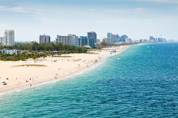 Fort Lauderdale Beach, Ft. Lauderdale, Florida