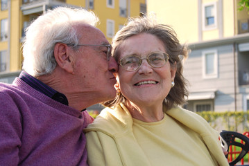 Two young elderly - 272