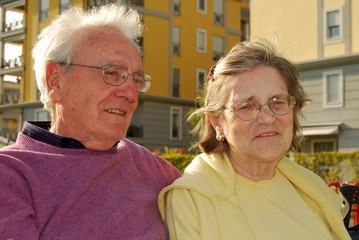 Two young elderly - 274