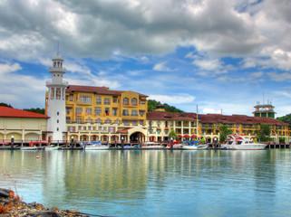Port of Langkawi, Malaysia
