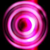 pink round shape
