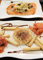 Cheese & modern cuisine