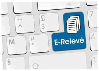 clavier e-relevé
