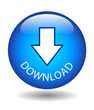 """DOWNLOAD"" Web Button (arrow save free internet app upload file)"