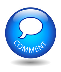 COMMENT Web Button (like testimonials forum opinions share vote)