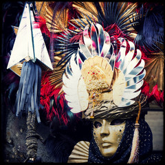 Mask - Carnival of Venice