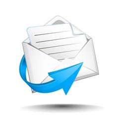 ベクター、メールを送信