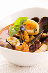 Cioppino Suppe