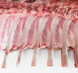 Raw New Zealand Grass Fed Lamb Rack