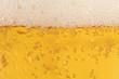 Постер, плакат: Bier im Glas