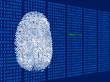 Digitaler Fingerabdruck - Identität