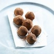 Chocolate Truffles Coated in Cocoa Powder
