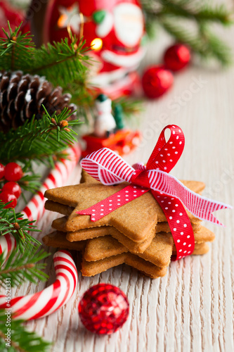 Christmas cookies - 45521331