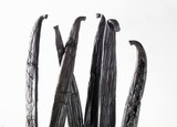 Several vanilla pods (detail)