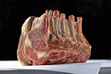 Fore rib of beef (raw)