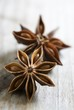 Two star anise