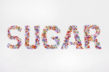 The word sugar