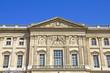 Louvre museum building, Paris, France