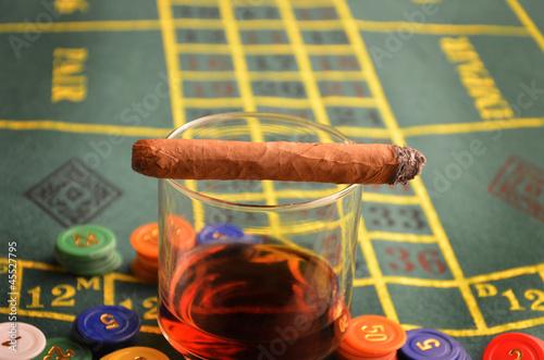 Плакат для листопада в Олімпії казино видів страхування нетто казино