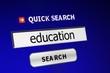 Web education