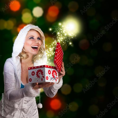 Weihnachtsmagie