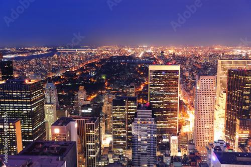Fototapeta Central Park panorama
