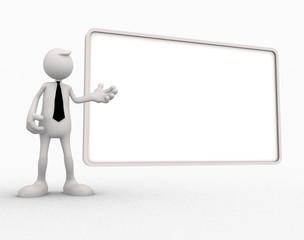 3d Human on Presentation