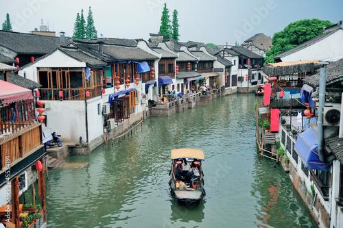 Zhujiajiao Town in Shanghai