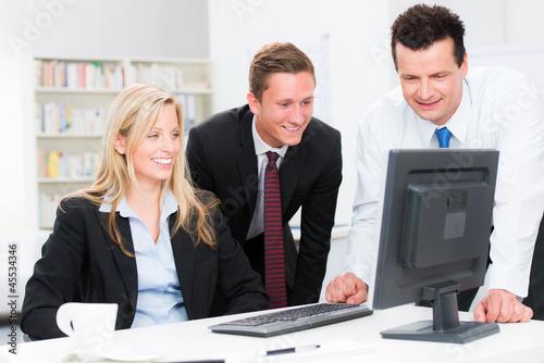 erfolgreiche mitarbeiter