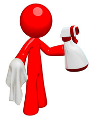 Red Man Professional Cleaner