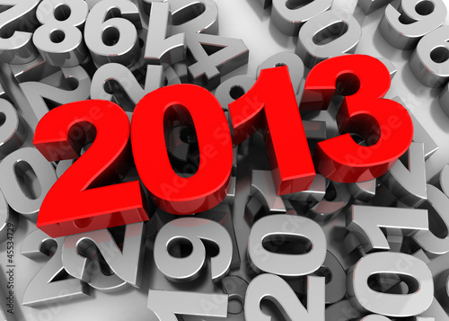 Number of  New year