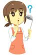 料理(疑問)