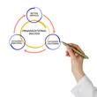 Management diagram