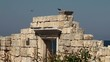Ruins of the Chersonesos Greek city, Sevastopol (Crimea)