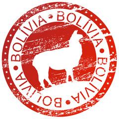 Carimbo - Bolívia, lama