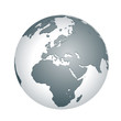 Silver-Globe 3D