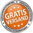 Versandkostenfrei / Gratisversand / orange, silber
