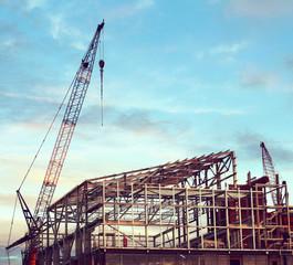 steel build