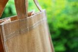 close up image of eco bag