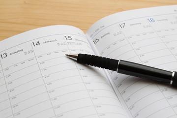 Notiz im Kalender
