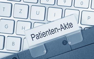 Patienten Akte