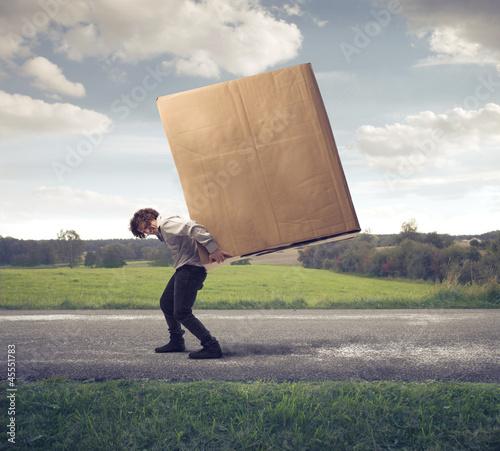 Bearing a Burden