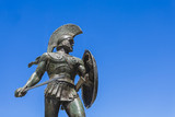 Leonidas statue, Sparta, Greece - 45552366