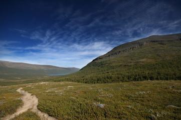 Beautiful Mountain Landscape for Hiking