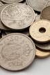spanish pesetas coins