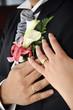 Anillos- sortijas  de bodas y Manos