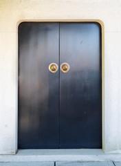 Chinese Black Doors