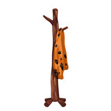 Coat rack prehistoric isolated of illustration