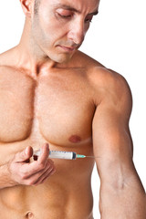Muscle and needle